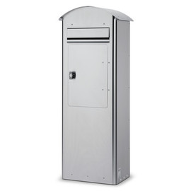 MANUFACTUM - Stainless Steel Jumbo Letter Box | Entrance
