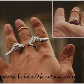 Angel Ring (It is not rebellious as its seen)