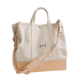 Steele Canvas Basket Co.™ - Coal bag for J.Crew