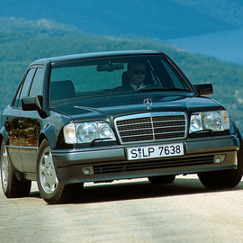 Mercedes-Benz - W124 500E LTD
