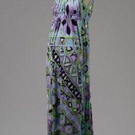 Emilio Pucci - summer dress, 1966