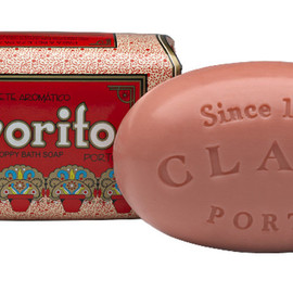 Claus Porto - Claus Porto Favorito Red Poppy Bath Soap Bar