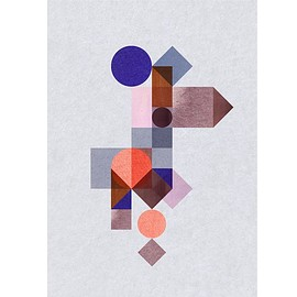 Lisa Thimm - Graphic Composition print