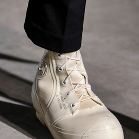RAF SIMONS - shoes  from a/w '14