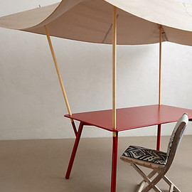 Anthropologie - Terrace Canopy Table