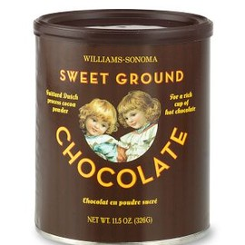 williams sonoma - Sweet Ground Chocolate