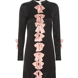 GUCCI - Silk dress