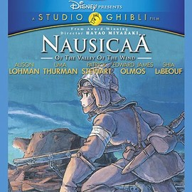 宮崎駿 - Nausicaa of the Valley of the Wind/風の谷のナウシカ