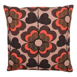 Maria Hatling - Pink Lucky Clover Cushion