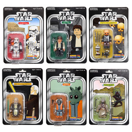 MEDICOM TOY - STAR WARS™ KUBRICK SERIES 2 SET OF 6pcs. COLLECTORS EDITION
