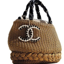 CHANEL - basket handbag