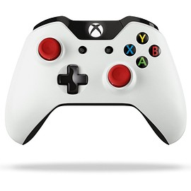 Microsoft, TekBotic - Xbox One Wireless Controller: Signature Two-Tone