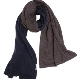 oyuna - The knitting stole of cashmere