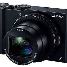 Panasonic - LUMIX DMC-LX9