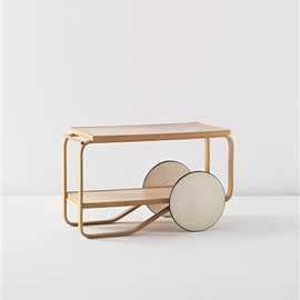 ALVAR AALTO - Early trolley model no. 98/901
