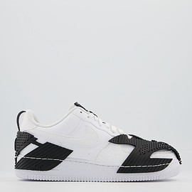 Nike - Air Force 1 07 Trainers Ndstrkt White White Black