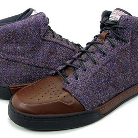 "nike - AIR ROYAL MID VT QS ""Harris Tweed"""