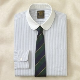 RUGBY RALPH LAUREN - Club Collar Dress Oxford