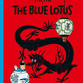 Herge - THE BLUE LOTUS