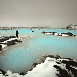 sadaiche (Peter Franc) - Iceland - the Blue Lagoon