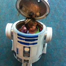 R2-D2′s Secret Power Source