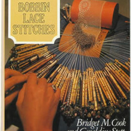 Bridget M. Cook and Geraldine Stott (著) - The Book of Bobbin Lace Stitches ボビンレース・ステッチ集