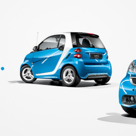 smart - smart fortwo coupé mhd edition iceshine