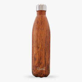 S'well Bottle - TEAKWOOD/Wood Collection