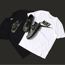 Nike - AS M AF1 CAMO S/S TEE