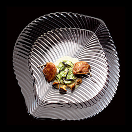 Nachtmann - MAMBO Charger Plate * Black *