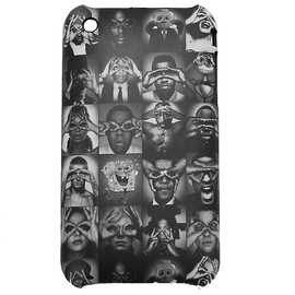 HYPE MEANS NOTHING - iPhone CASE FOR 3G,3GS