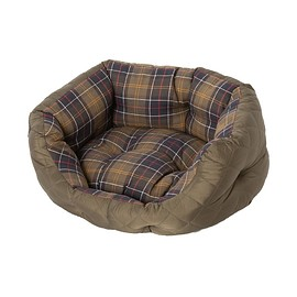 Barbour - dog bed