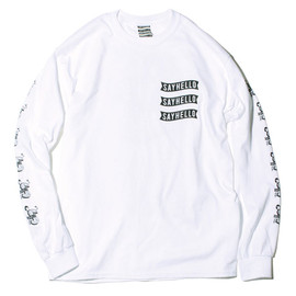 "SAYHELLO - L/S TEE ""TREATMENT"""