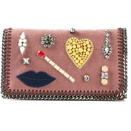 STELLA MCCARTNEY - embellished 'Falabella' shoulder bag