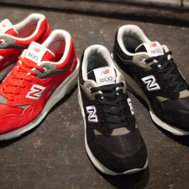 New Balance - CM1500 black & red
