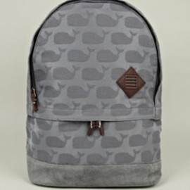 THOM BROWNE - Men's Whale Print Backpack