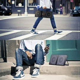 quirky - Beat Booster - portable speakers
