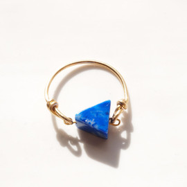 CASUMINO - lapis ring