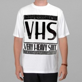Palace Skateboards - Palace - VHS T-Shirt - White