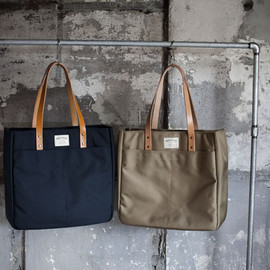 WONDER BAGGAGE - WONDER BAGGAGE【GOODMANS URBAN TOOL TOTE – グッドマンズ・アーバンツールトート】