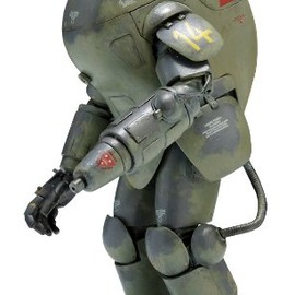 WAVE - 1/20 マシーネンクリーガーArmored Fighting Suit Custom Type アーケロン
