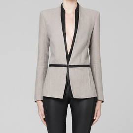 Helmut Lang - Brushed Linen Blazer for Women