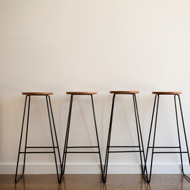Hunt Furniture - HS700 industrial stool