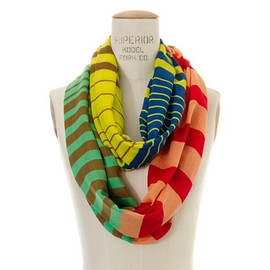 Madewell - Striped Circle Scarf