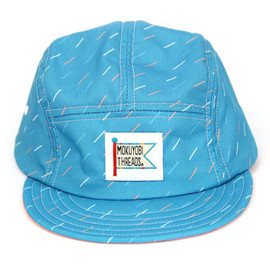Mokuyobi Threads - Rain 5 Panel Hat