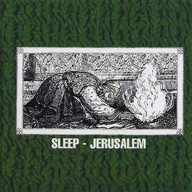 SLEEP - Jerusalem -  CD, Album UK Released: 1998