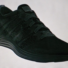 Nike - Flyknit Lunar1 (all black)