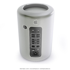 Apple - Mac Pro mesh