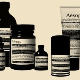 Aesop - Skin care products
