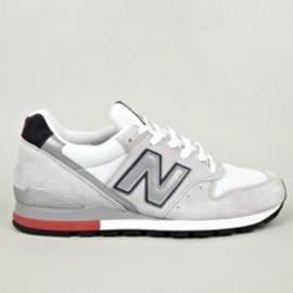 New Balance - Men's Grey M996RRG Made in USA Sneakers